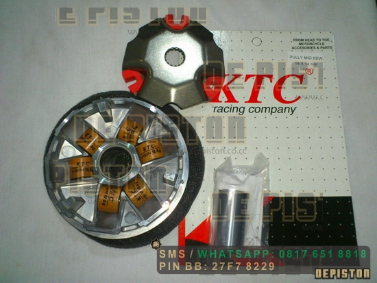 KTC Big pulley mio (18x14)