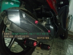 Anticrash / Knalpot Slider KTC/Kitaco Racing Vario 125