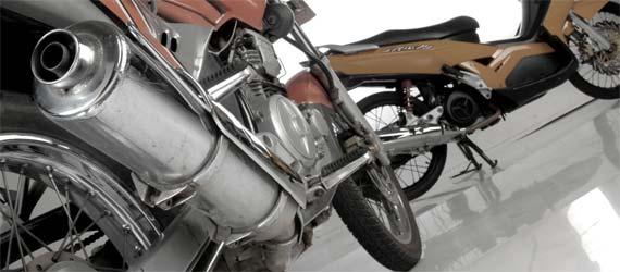 Substitusi bisa dari motor sport juga