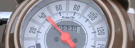 Cuma Mentok 40 km/jam