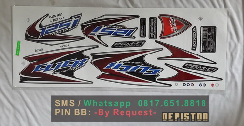 Home Striping Vario Thailand