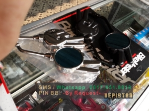 Spion Bike Master  (Black dan Chrome)