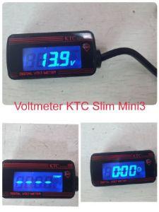 Voltmeter KTC 3 Fitur